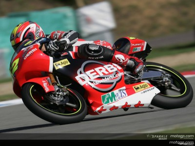 Interesting facts before the 125cc race