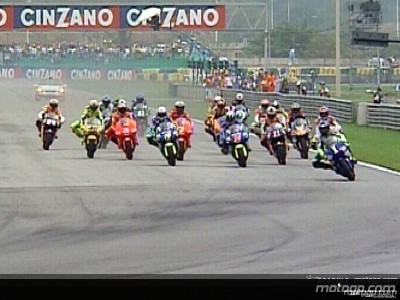 The last 500cc race