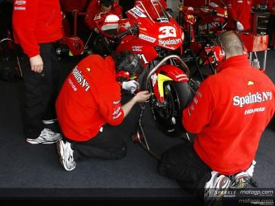 Brno acoge el test más importante de la temporada