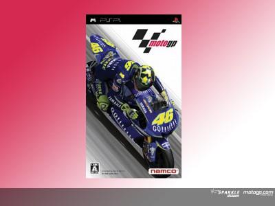 PSP用『MotoGP』が明日24日に発売!
