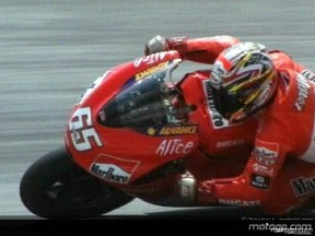 On the Home Straight with Loris Capirossi