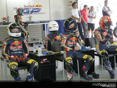 La Red Bull Rookies Cup mobilise 200 candidats