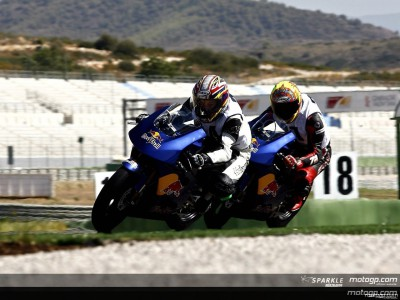Second group prepare for Red Bull MotoGP Rookies Cup opportunity