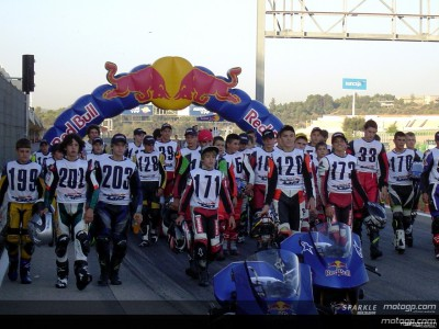Moment of truth for Red Bull MotoGP Academy hopefuls