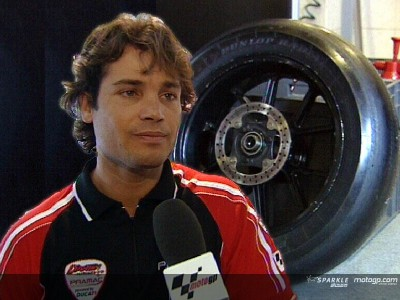 Tyres and grip with Cardoso