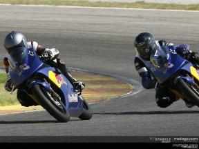 Red Bull MotoGP Rookies Cup : Les images des essais