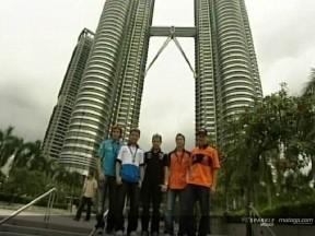 MotoGP visita el techo de Kuala Lumpur
