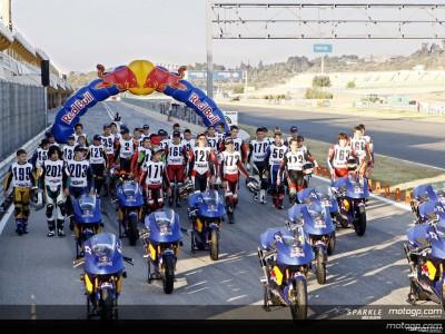 La Red Bull MotoGP Rookies Cup da la lista final