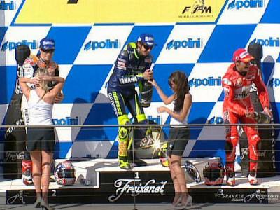 Australia 05: Rossi prolonga su hegemonía