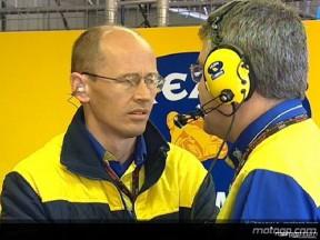 La logistique Michelin en MotoGP