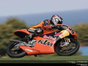 Kallio confirms dominance with fourth pole position