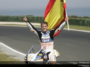 Alvaro Bautista - 2006 125cc World Champion