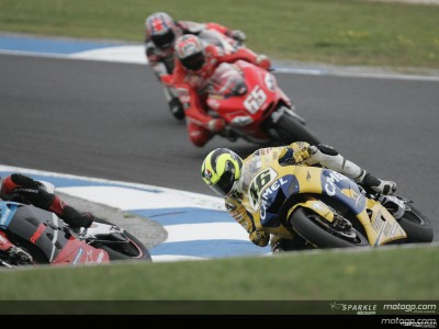 Valentino Rossi: `21 points is a lot, but not impossible´
