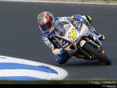 World Champion Bautista starts well at Motegi