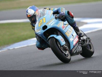 Hopkins first out of the blocks at Motegi