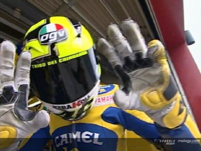 Rossi heads Nakano on day one at Motegi