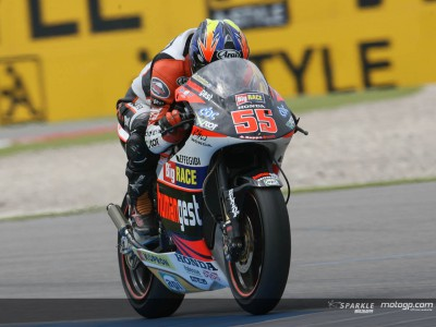 Humangest riders fastest at Takahashi's castle
