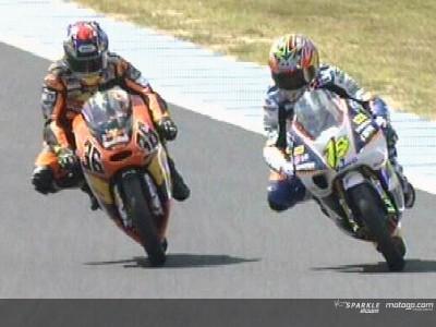 Kallio takes 125cc victory whilst Smith achieves highest finish