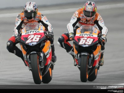 Repsol Honda take team accolade