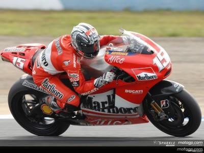 Gibernau uncertain that he will ride the GP07 next season