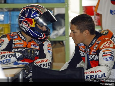 Japan test footage on motogp.com