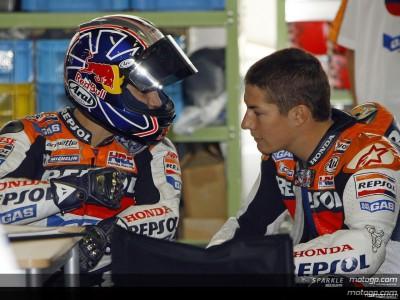 Japan test footage on motogp.com