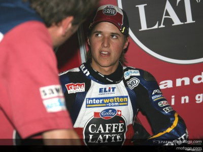 Luthi keen to make jump to 250cc
