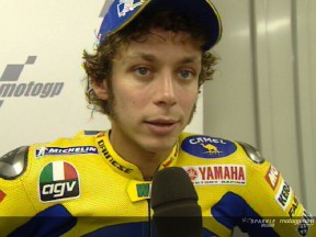 Rossi assesses title rivals