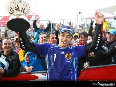 Ryuichi Kiyonari è il nuovo Campione della BSB
