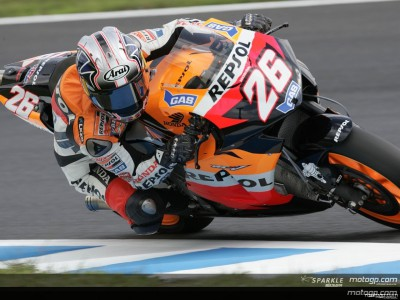 Pedrosa on course for record