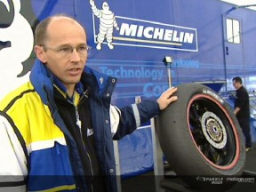 Testing 1-2-3 with Michelin