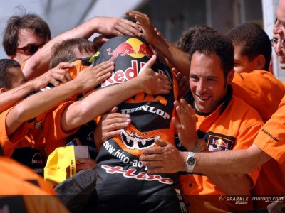 KTM up for 250cc title challenge in 2007