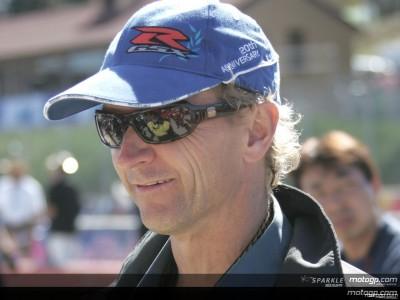 Kevin Schwantz acudirá al GP urbano de Macao