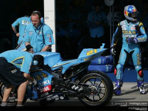 Hopkins assesses flyaway and looks to Estoril
