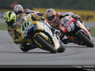 Le MotoGP retrouve l'Europe pour un final explosif