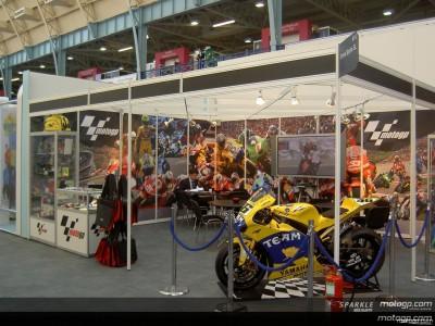 Le MotoGP au salon Brand Licensing 2006