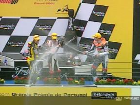 Estoril 2005: Stoner takes first 250cc win