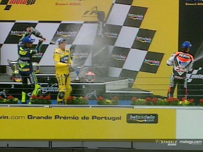Estoril 2005: ultima vittoria di Barros in MotoGP