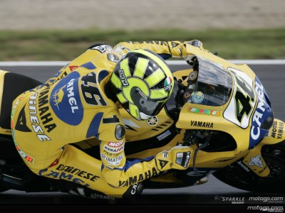 Rossi ouvre le bal