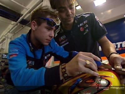 Bautista utiliza nova moto no Estoril