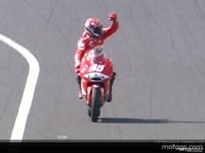 Ducati's MotoGP debut