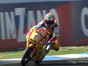 Bautista makes it seven poles in 2007