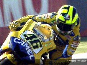 Rossi takes pole ahead of Edwards and Hayden