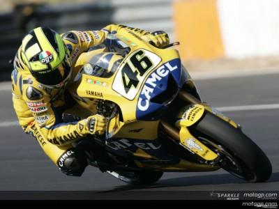 Rossi consuma su asalto al liderato
