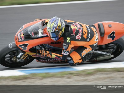 Hiroshi Aoyama declina la oferta para correr en MotoGP