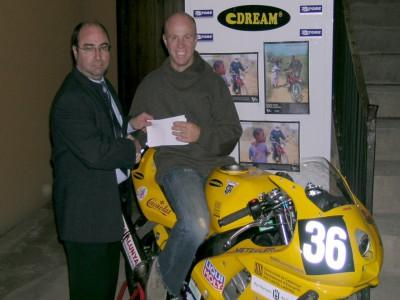 Un Instituto de Sabadell colabora con Riders for Health