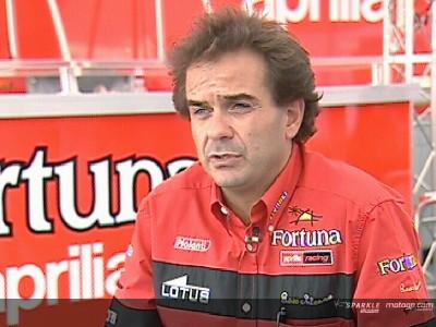 Amatriain : « Lorenzo doit encore gagner de l'expérience en 250 »