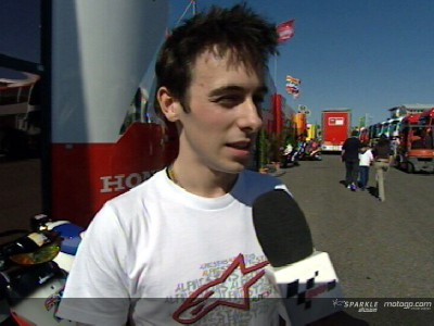 Eugene Laverty talks about LCR move