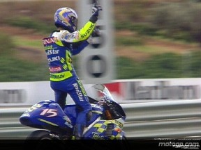 Valencia GP 2001