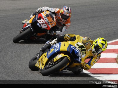 Rossi and Hayden: What their places will mean for the title